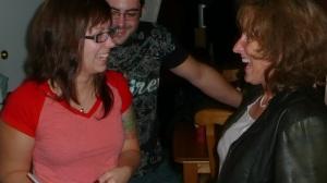 Celia et Lynne Pion