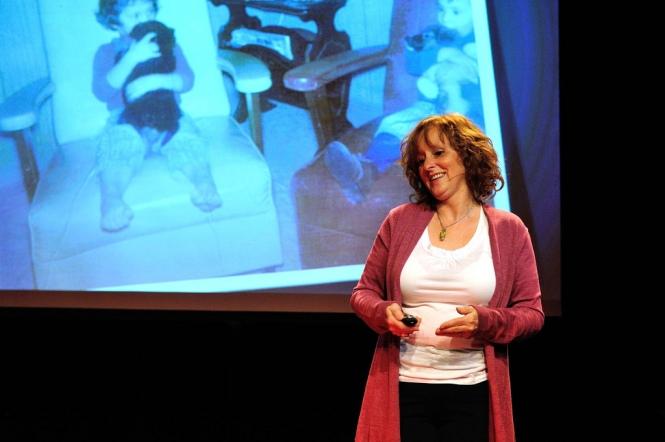 photo gracieuseté de Daniel Lévesques lors l'événement TEDx Québec du 20 novembre 2012