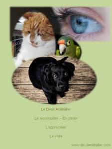 deuil animalier page de présentation Lynne Pion