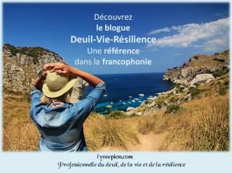Lynne Pion blogue Deuil-Vie-Résilience