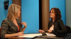 TéléMag Karina Lehoux et Lynne Pion février 2014