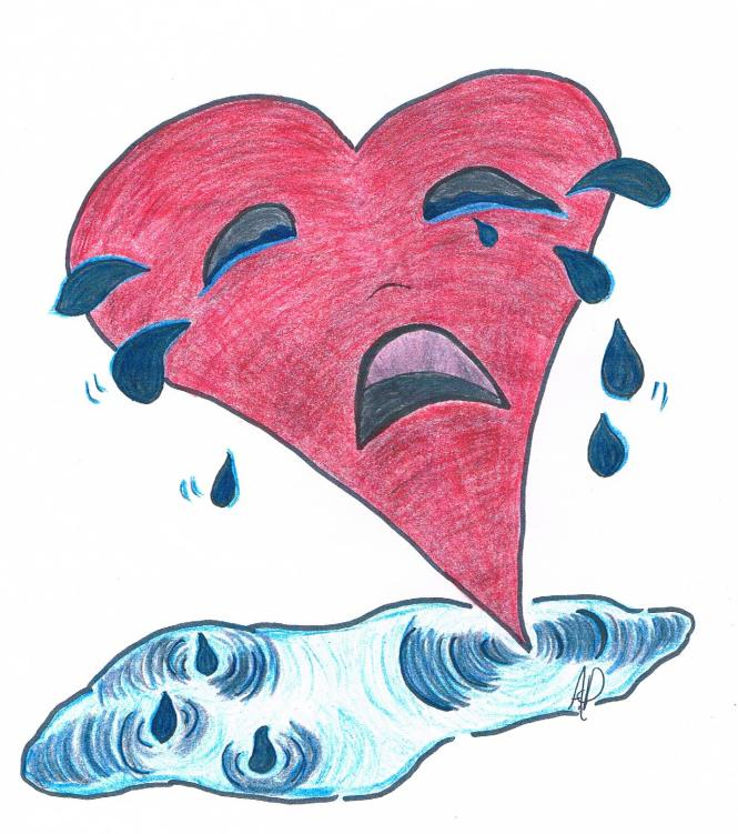 coeur qui pleure 001