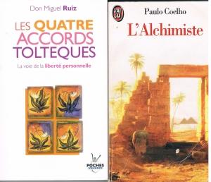 4 accords toltèques, l'alchmiste 001