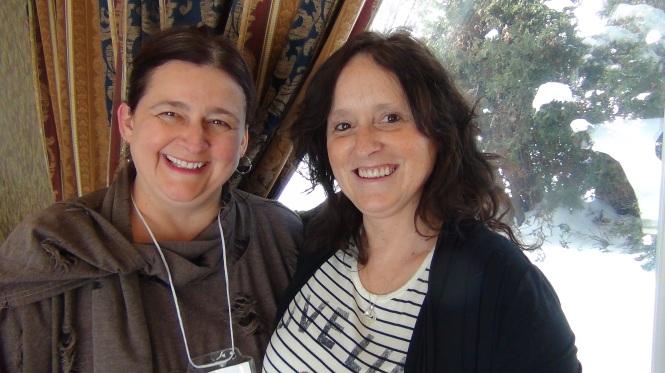 Nathalie Ayotte et Lynne Pion