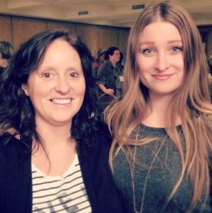 Lynne Pion et Aline Viens auteures