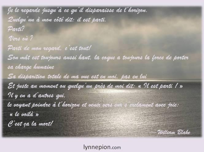 citation Deuil-Vie-Résilience C'est ça la mort