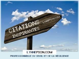 Citations inspirantes Lynne Pion 2016